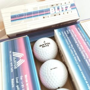 Golf Balls 高爾夫球