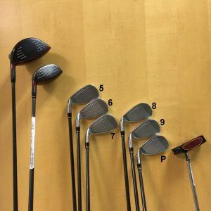 Golf Clubs 高爾夫球桿